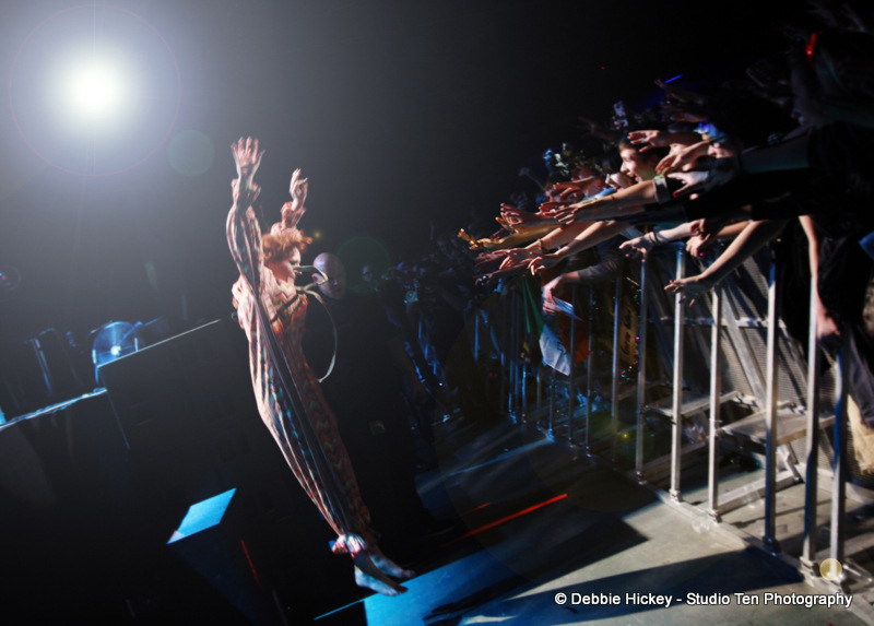 Florence @ The o2 by Debbie Hickey